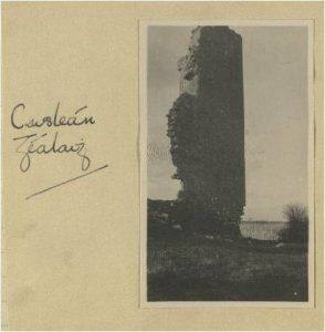 Gailey Castle