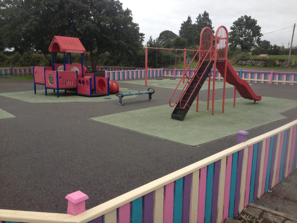 Portrun Playground