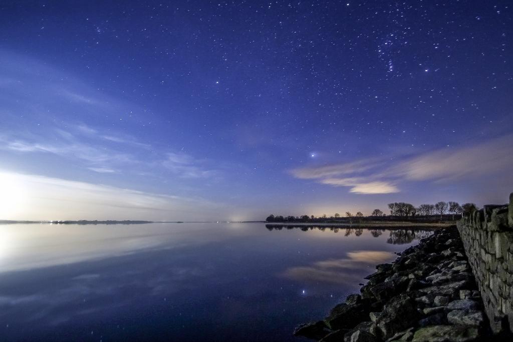 Evening Reflections Portrun