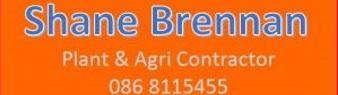 Shane Brennan Plant & Agri Contractor